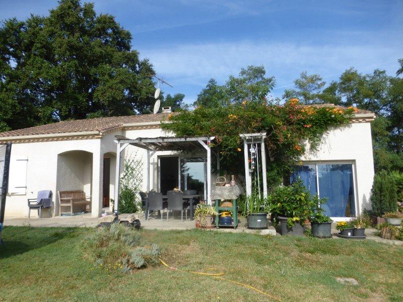 Vente maison contemporaine for Maison moderne 94